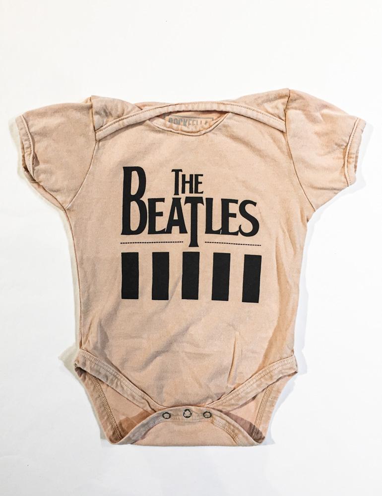 Body Infantil Beatles Albums